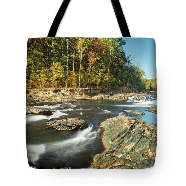 Beavers Bend II Tote Bag