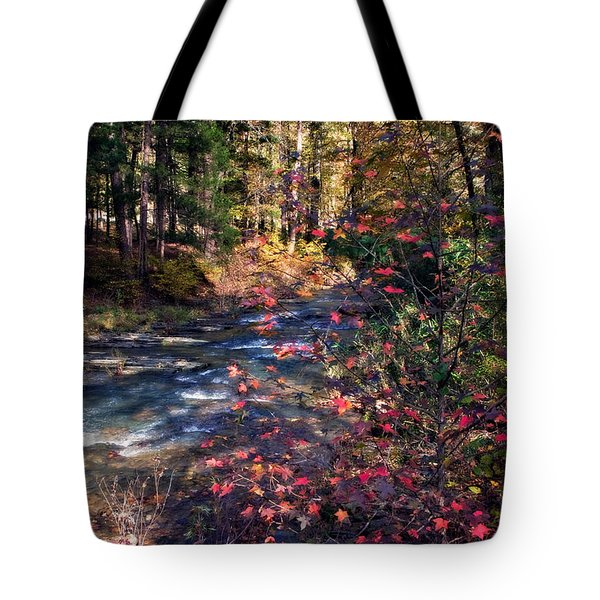 Beavers Bend Tote Bag
