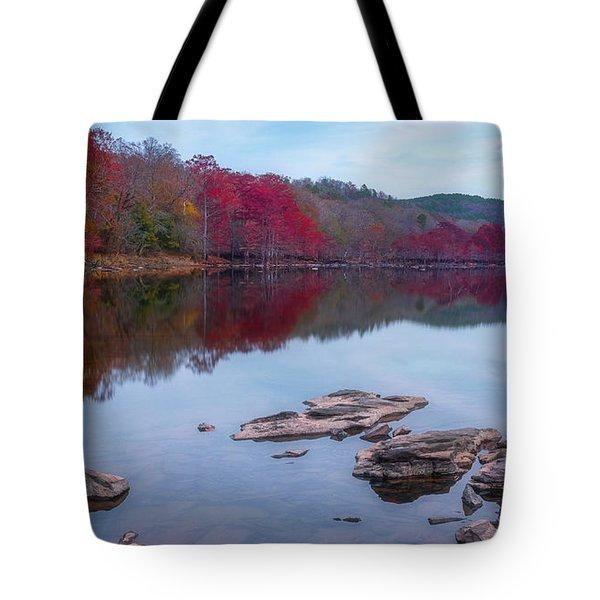 Beavers Bend State Park Tote Bag