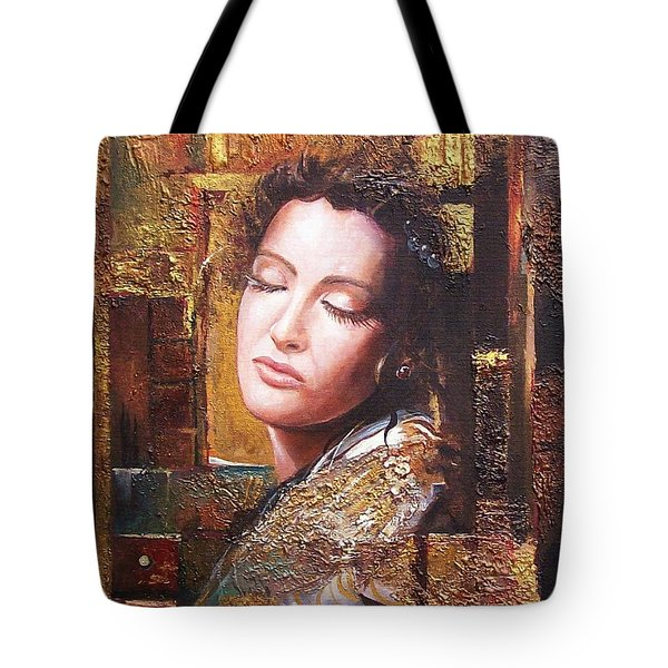 Because You Are Beautiful Tote Bag