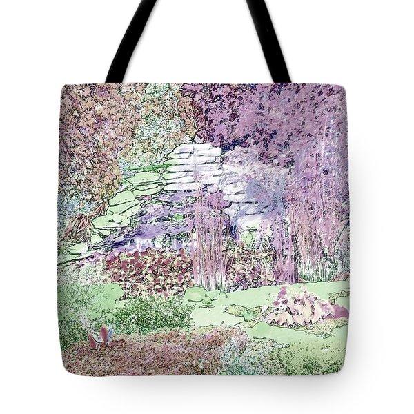 Beckie's Magic Garden Tote Bag