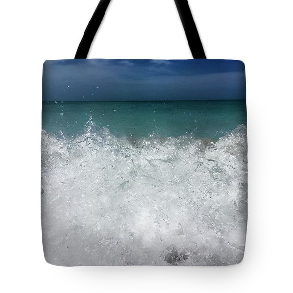 Beckon Tote Bag