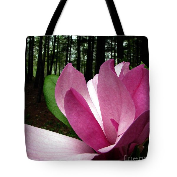 Beckoning Tote Bag by Misha Bean