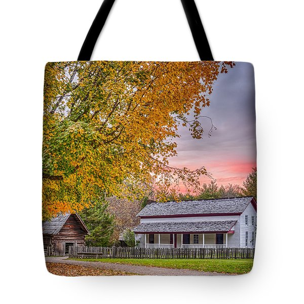 Becky Cabel House Tote Bag