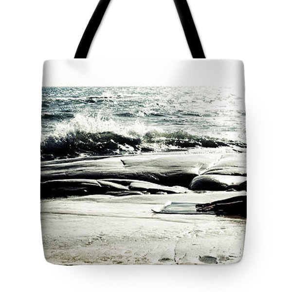 Become One Tote Bag by Stelios Kleanthous