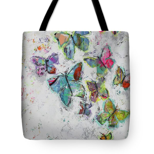 Becoming Free Tote Bag by Kirsten Reed