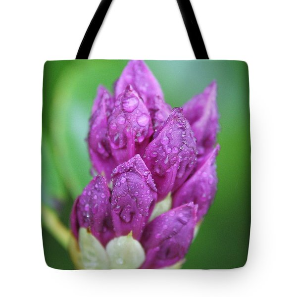 Tote Bag featuring the photograph Bedazzled by Alex Grichenko