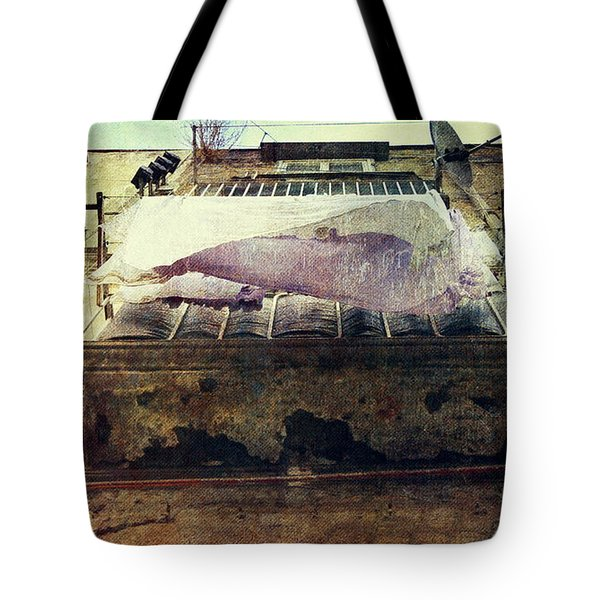 Bedclothes Tote Bag
