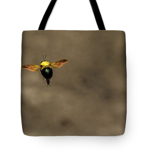 Bee Dance Tote Bag
