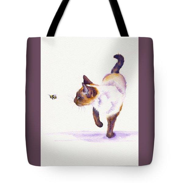 Bee Free Tote Bag