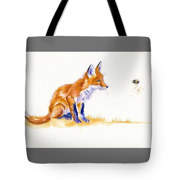 Bee Important Tote Bag