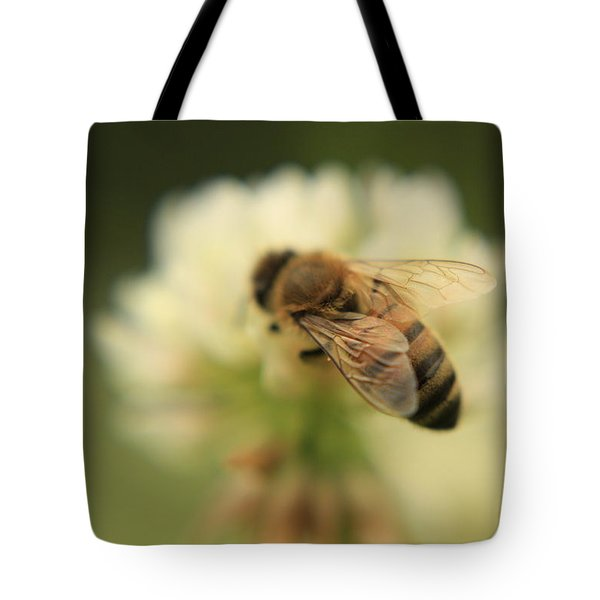 Bee Lives Matter Tote Bag