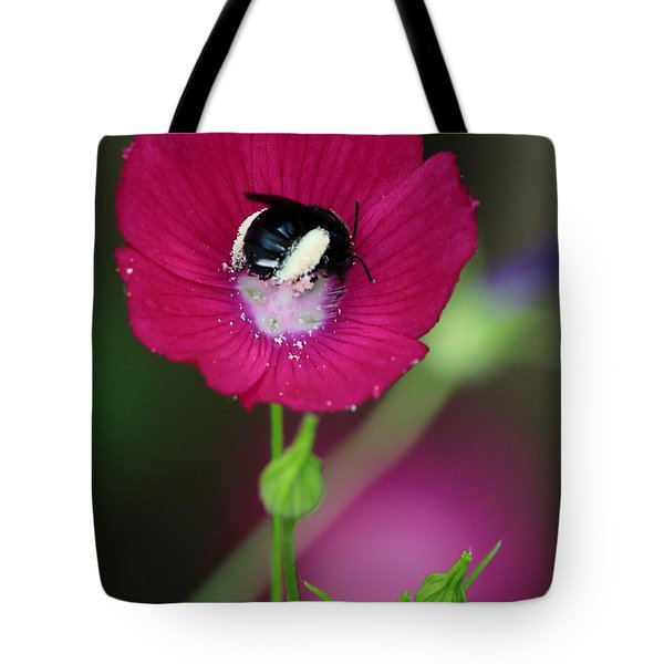 Bee My Guest Tote Bag