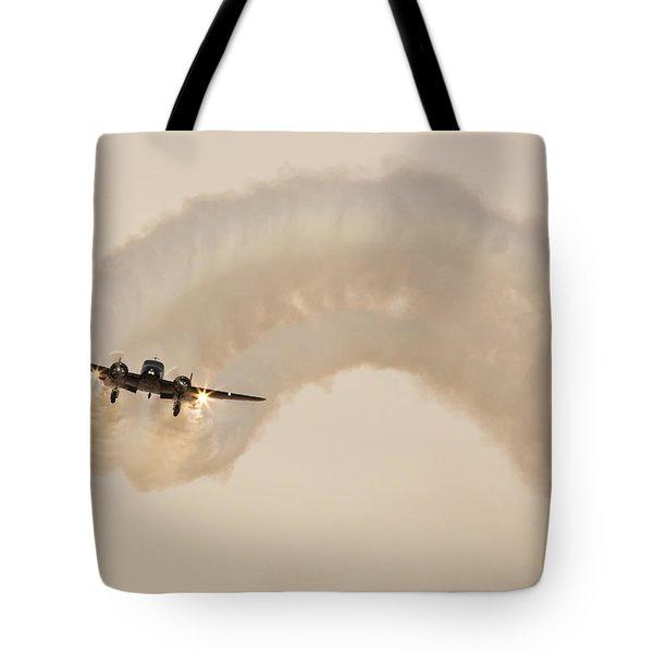 Beech 18 Tote Bag