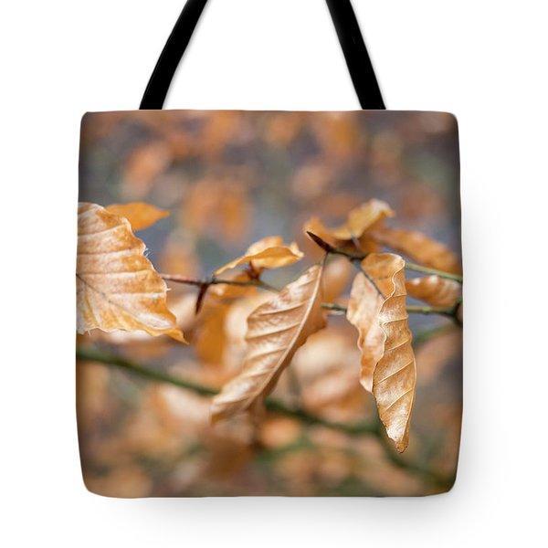 Beech Garland 2 Tote Bag