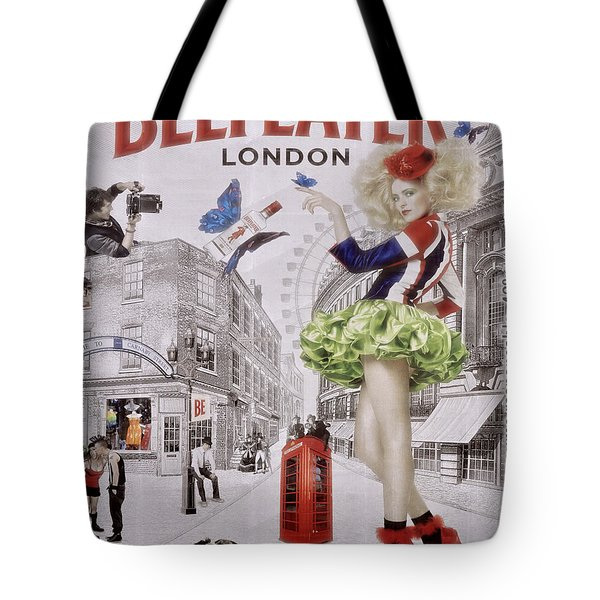 Beefeater Gin Tote Bag