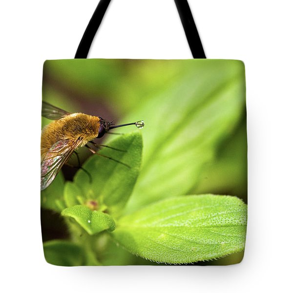 Beefly Tote Bag by Christopher Holmes