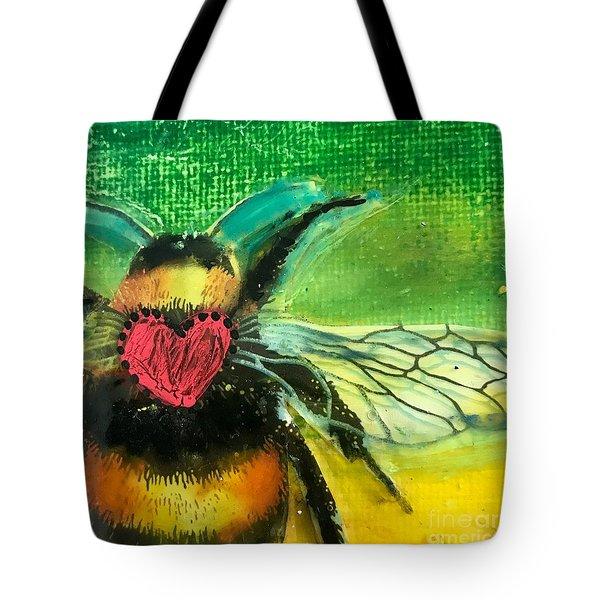 Beehave Tote Bag