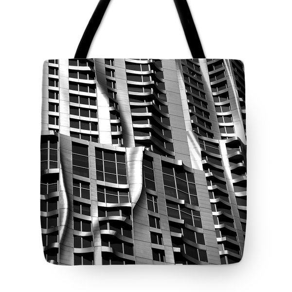 Beekman Tower Detail Tote Bag by Andrew Fare