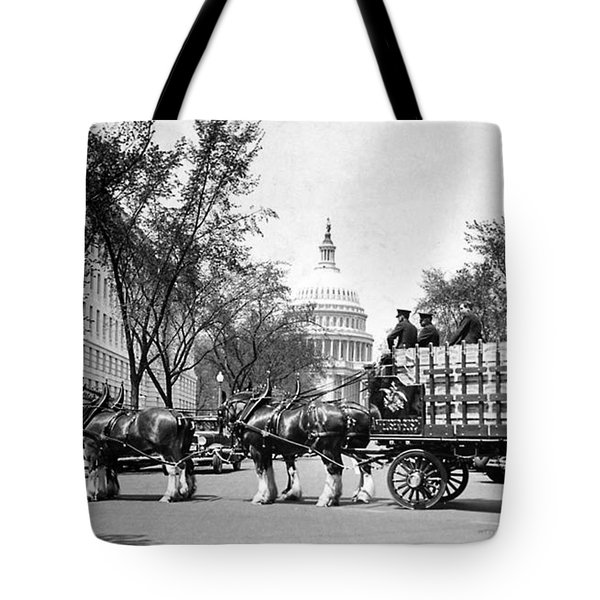 Beer For The President Tote Bag