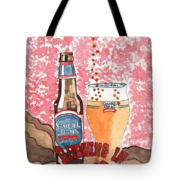 Beer From A Bottle No.6 Tote Bag