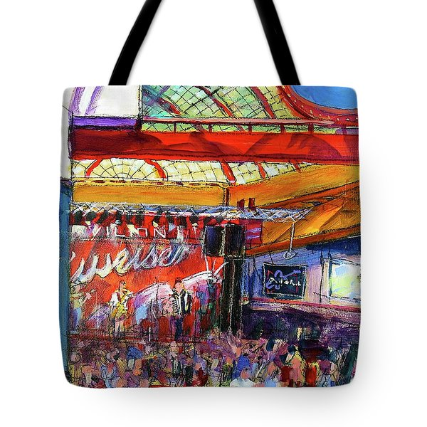 Beer Heaven Tote Bag