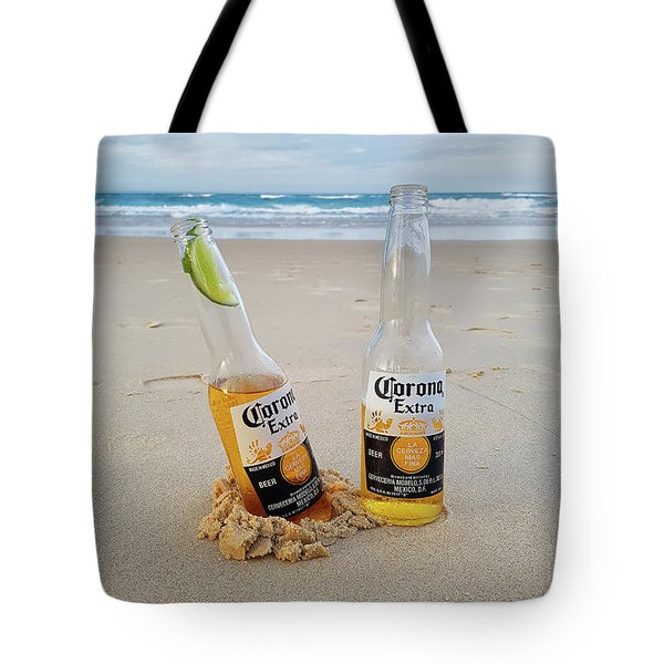 Beer O'clock Tote Bag