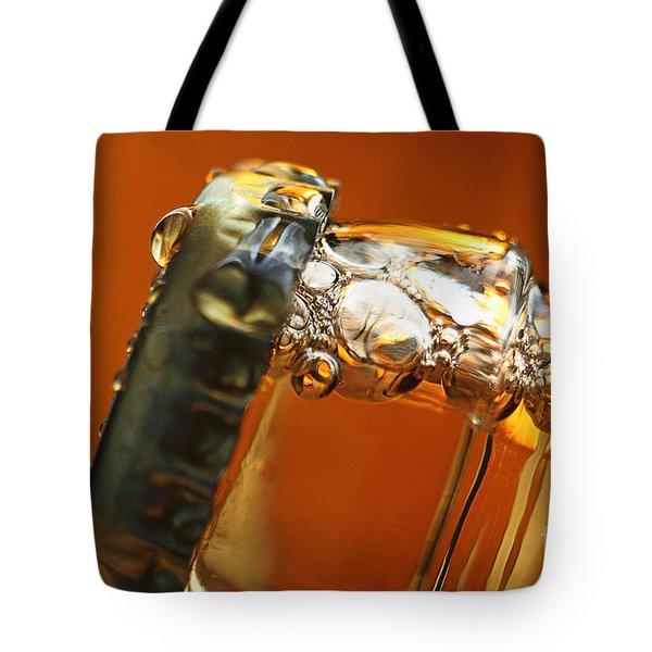 Beer Top Tote Bag