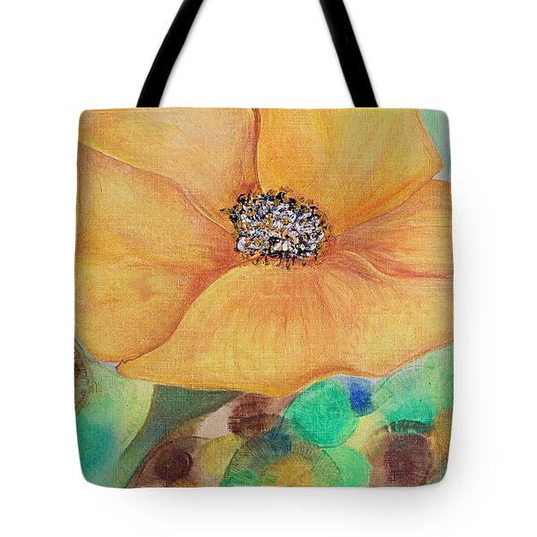 Bees Delight Tote Bag