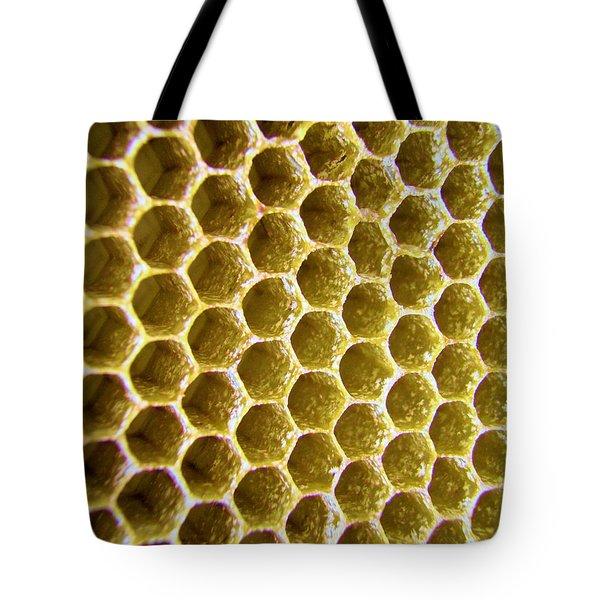 Bee's Home Tote Bag