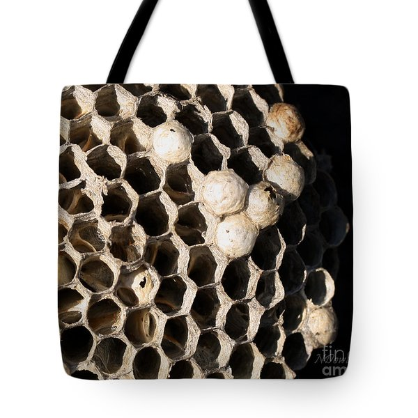 Bee's Nest Tote Bag