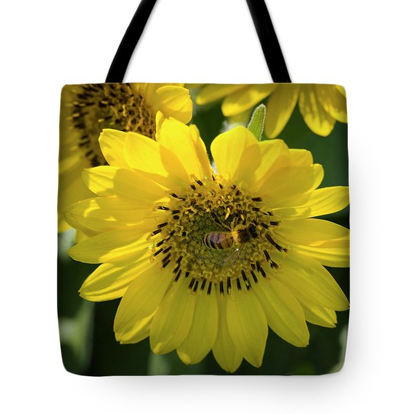 Bee's Work Is Never Done Tote Bag