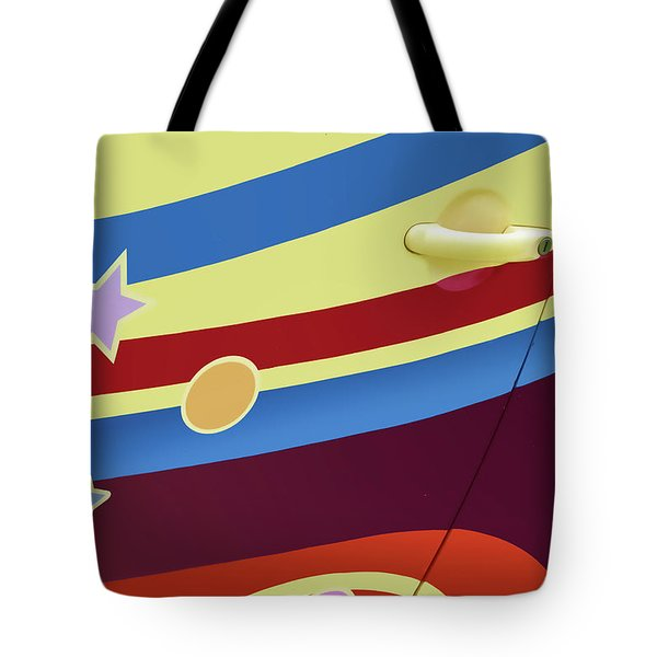 Tote Bag featuring the photograph Beetle 3 - Door by Nikolyn McDonald