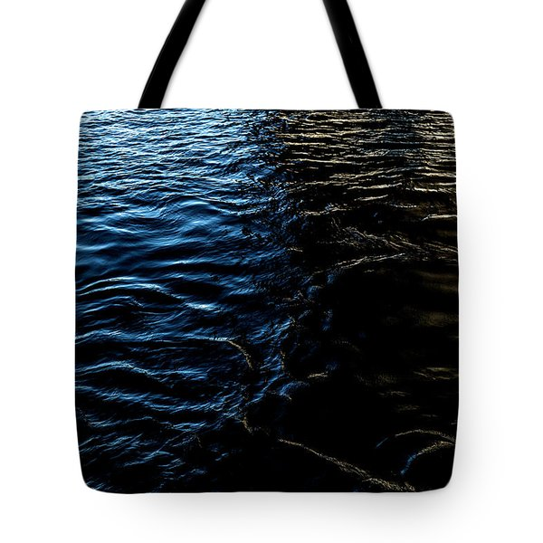 Tote Bag featuring the photograph Befallen by Eric Christopher Jackson