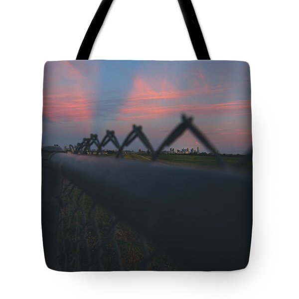 Before Dark Tote Bag