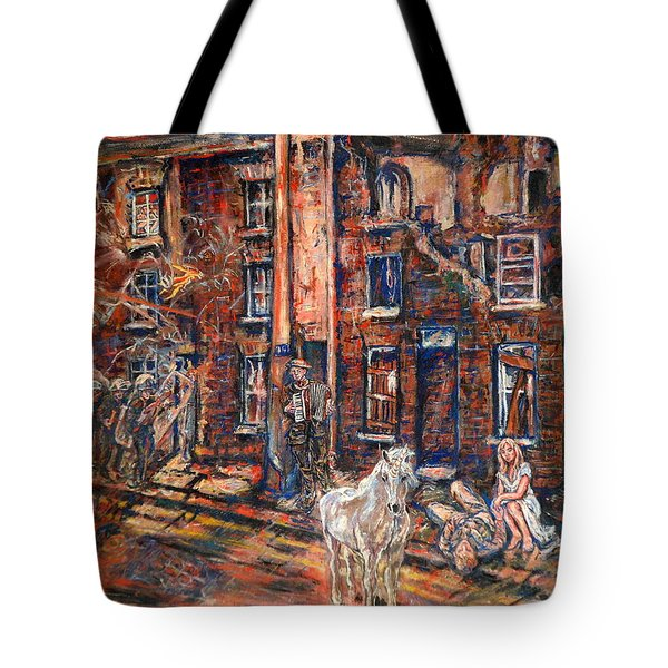 Before Gentrification Tote Bag