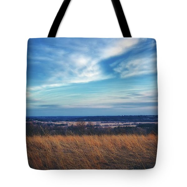 Before Sunset At Retzer Nature Center - Waukesha Tote Bag by Jennifer Rondinelli Reilly - Fine Art Photography