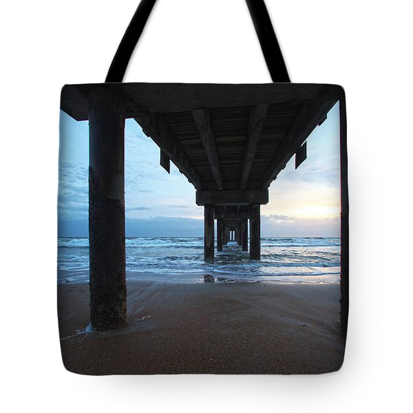Before The Dawn Tote Bag