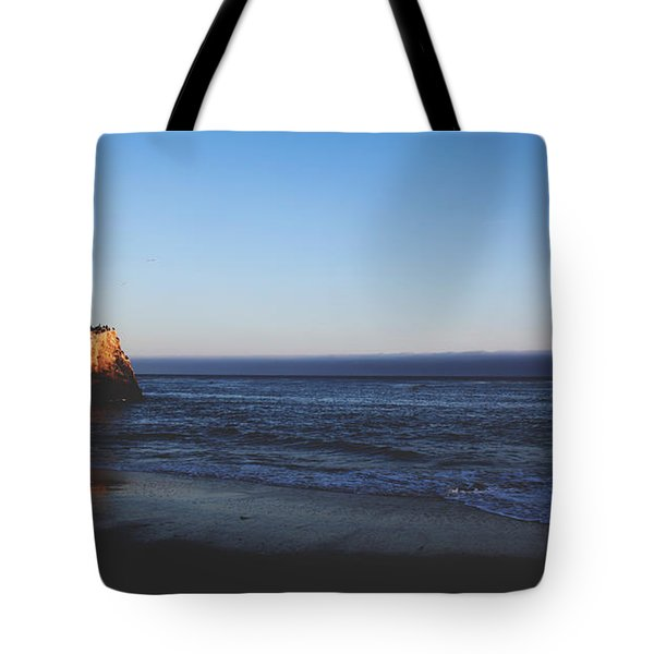 Before The Day Is Done Tote Bag