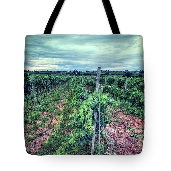 Before The Harvesting Tote Bag
