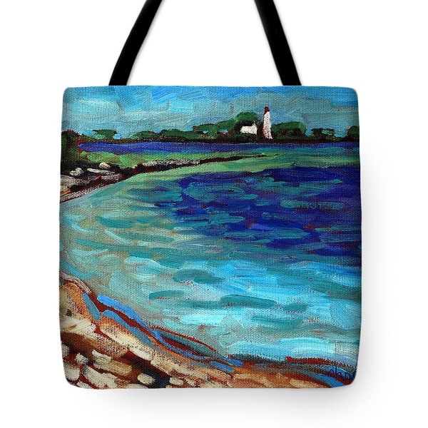 Before The People Tote Bag by Phil Chadwick
