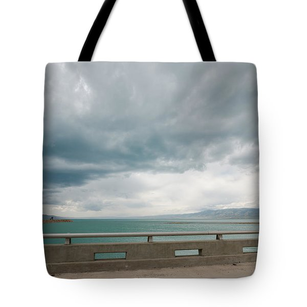 Before The Rains Tote Bag