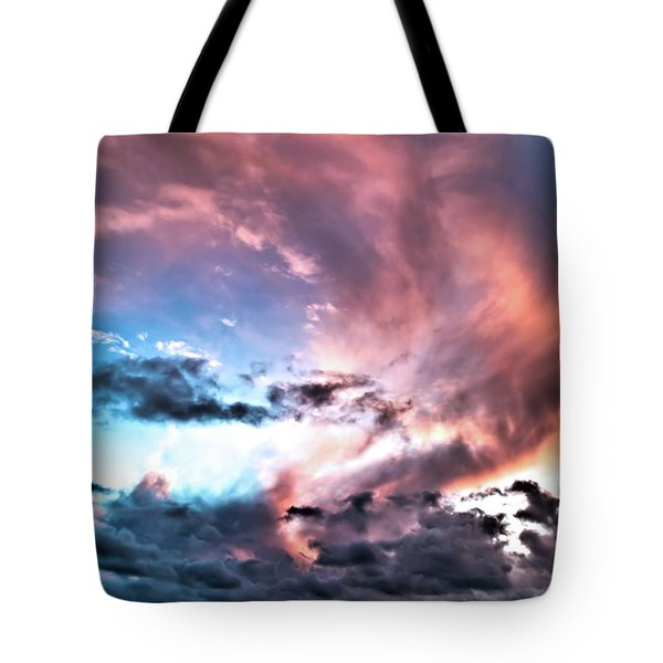 Before The Storm Avila Bay Tote Bag