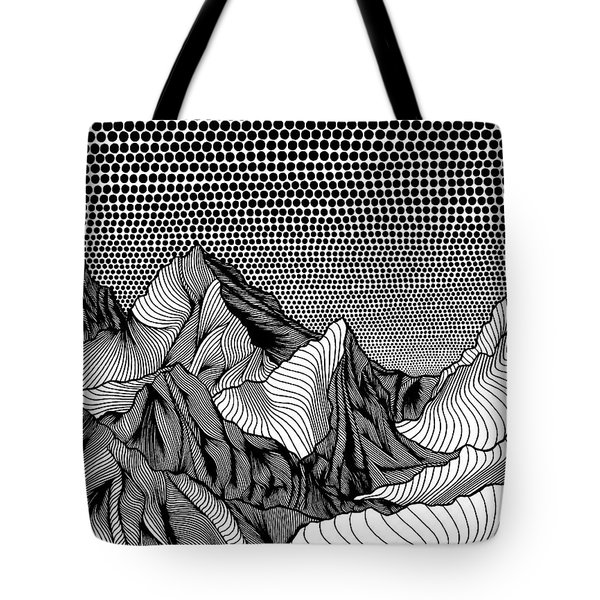 Before The Storm Tote Bag by Christa Rijneveld