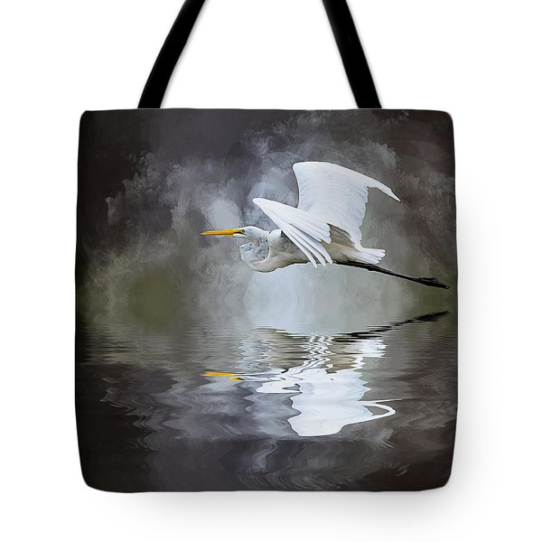 Before The Storm Tote Bag by Cyndy Doty