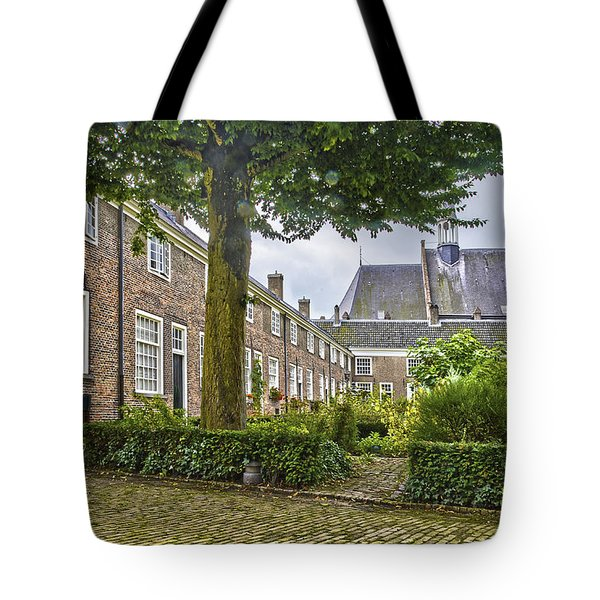 Begijnhof In Breda Tote Bag