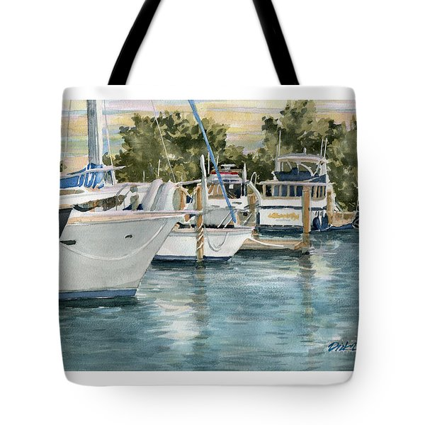 Beginning Another Great Day Tote Bag
