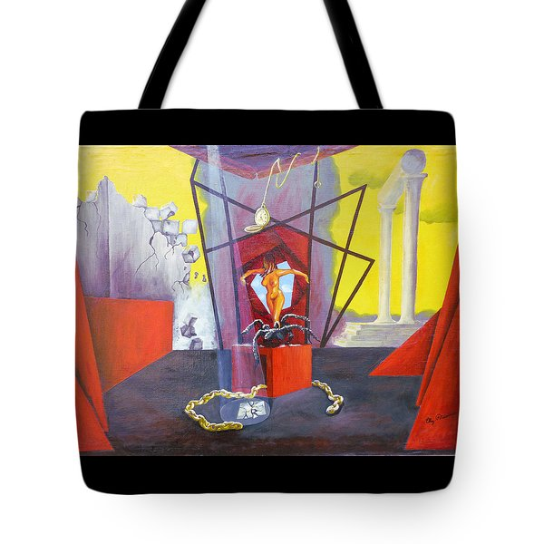 Beginning To End Tote Bag