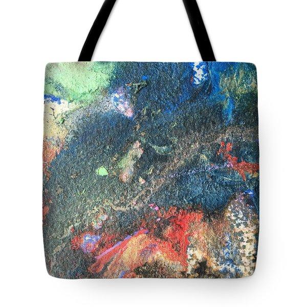 Beginnings - Geology Series Tote Bag