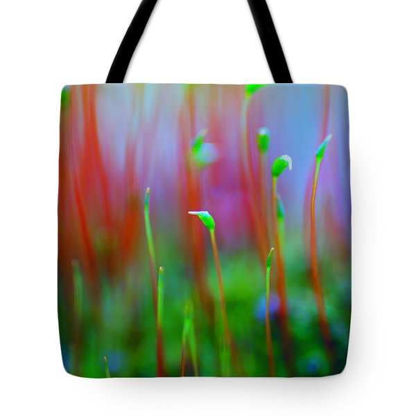 Tote Bag featuring the photograph Beginnings by Michelle Joseph-Long